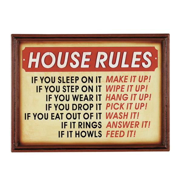 Dark Room Game Rules