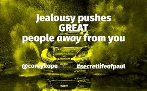 jealousy pushes away